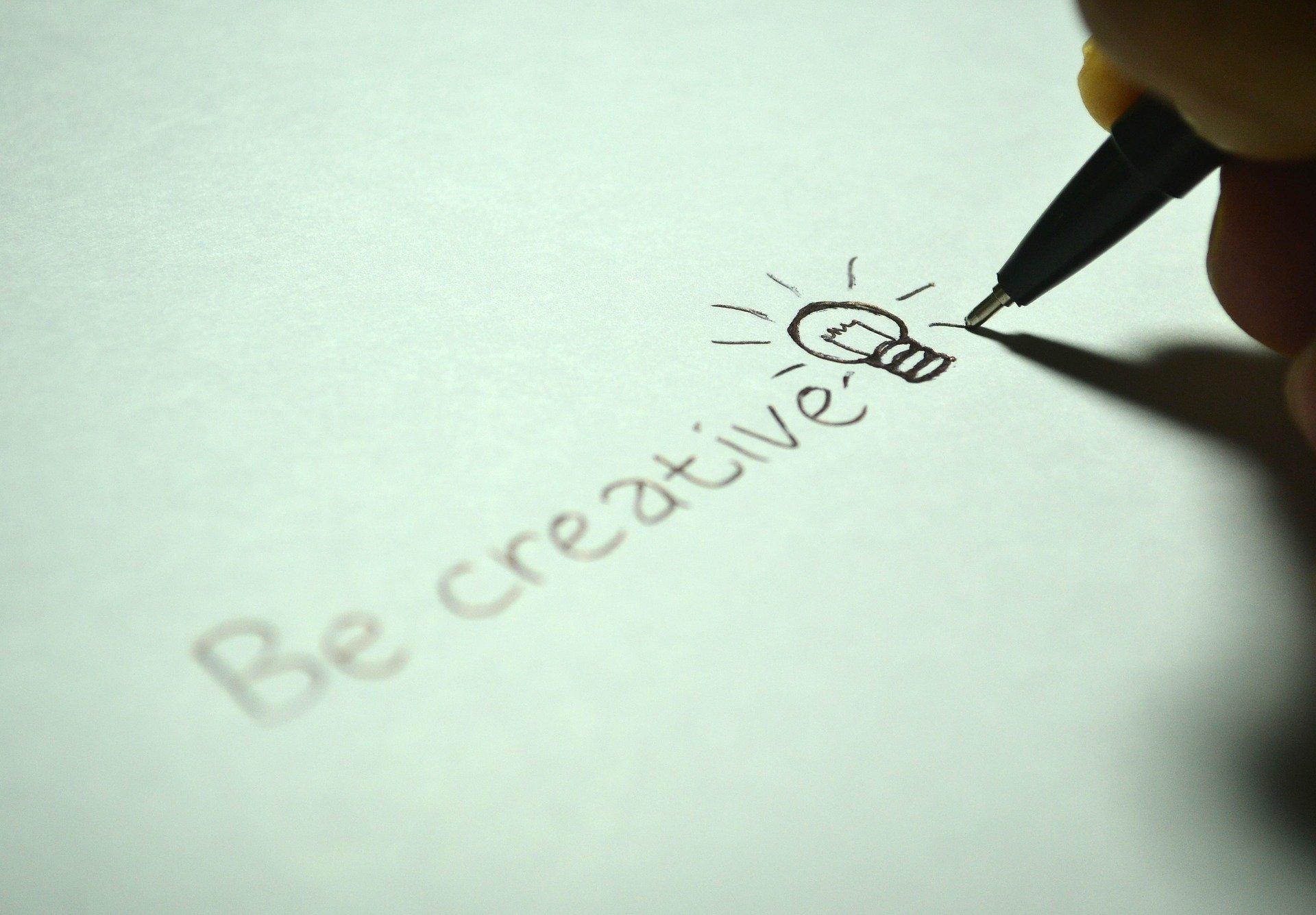 La créativité, une clé pour démarquer son site web